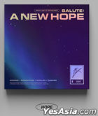 AB6IX EP Album Vol. 3 Repackage - SALUTE : A NEW HOPE (HOPE Version)