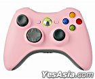 Xbox360 ワイヤレスコントローラー (ピンク) (日本版)