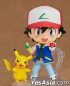 Nendoroid : Pokemon Ash & Pikachu