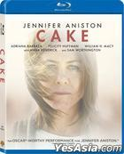 Cake (2014) (Blu-ray) (Hong Kong Version)