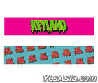 SHINee: Key 'THE AGIT - KEY LAND' Official Goods - Slogan