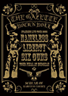 Gazette Standing Live Tour 2006 'Nameless Liberty. Six Guns...' -Tour Final- Japan Budokan  (Normal Edition)(Japan Version)