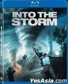 Into the Storm (2014) (Blu-ray) (Hong Kong Version)