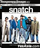 Snatch (2000) (4K Ultra HD + Blu-ray) (Taiwan Version)