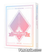 TWICE - TWICELAND: THE OPENING ENCORE (2DVD) (Out Sleeve + Photobook + Photo Cards + Lenticular Card + Mini Poster) (Korea Version)