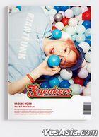 Ha Sung Woon Mini Album Vol. 5 - Sneakers (Easy Version) + Random Poster in Tube