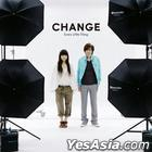 Change (ALBUM+DVD)(First Press Limited Edition)(Hong Kong Version)