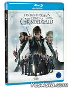 Fantastic Beasts: The Crimes of Grindelwald (Blu-ray) (Korea Version)