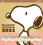 Snoopy 2021 Calendar (Japan Version)