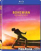 Bohemian Rhapsody (2018) (Blu-ray) (Hong Kong Version)