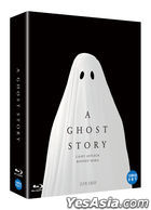 A Ghost Story (Blu-ray) (Scanavo Case + Lenticular Full Slip Outcase + Booklet + Art Card + Poster) (Limited Edition) (Korea Version)