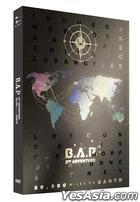 B.A.P - 2nd Adventure: 30000 Miles on Earth (2DVD + Photobook) (Korea Version)