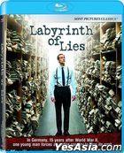 Labyrinth Of Lies (2014) (Blu-ray) (US Version)