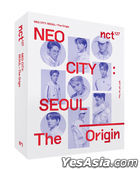 NCT 127 - NEO CITY : SEOUL The Origin (KiT Video + KiT Bag + Photobook) (Korea Version)
