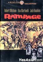 Rampage (1963) (DVD) (US Version)