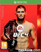 UFC 4 (Asian English Chinese Version)