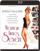 WOMAN TIMES SEVEN (Japan Version)