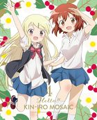 Hello!! Kin-iro Mosaic Vol.4 (Blu-ray)(Japan Version)