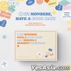 Monsta X 2021 Season's Greetings - Hi! Monbebe, Have A Good Day!!