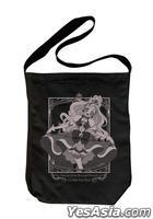 Go! Princess Precure : Cure Flora Shoulder Tote Bag (Black)