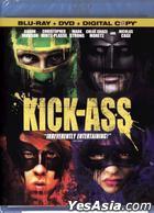 Kick-Ass (2010) (Blu-ray) (US Version)