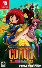 Cotton Reboot! (Normal Edition) (Japan Version)