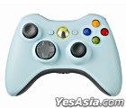 Xbox360 ワイヤレスコントローラー (ライトブルー) (日本版)