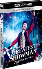 The Greatest Showman (Ultra 4K HD + Blu-ray) (Japan Version)
