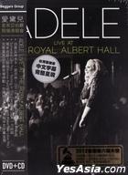 Live At The Royal Albert Hall (DVD + CD) (Taiwan Version)
