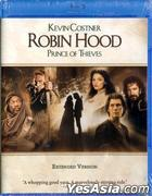 Robin Hood: Prince of Thieves (1991) (Blu-ray) (US Version)