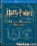 Harry Potter And The Half-Blood Prince (2009) (Blu-ray) (2-Disc Steelbook Edition) (Hong Kong Version)
