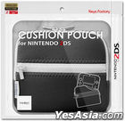 2DS Cushion Pouch (黑色) (日本版)