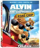 Alvin And The Chipmunks: The Road Chip (2015) (Blu-ray + DVD + Digital HD) (US Version)