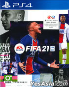 FIFA 21 (Asian Chinese / English Version)