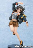 THE IDOLM@STER : Kikuchi Makoto 1:8 Pre-painted PVC Figure