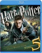 Harry Potter And The Order Of The Phoenix  (Blu-ray) (Collector's Edition)(Japan Version)