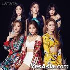 LATATA [Type A] (ALBUM+DVD) (First Press Limited Edition) (Taiwan Version)