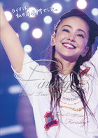 namie amuro Final Tour 2018 -Finally- (Tokyo Dome Final Tour + 25th Anniversary Live in Okinawa) (Normal Edition)(Japan Version)