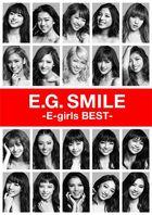 E.G. SMILE -E-girls BEST- (2CD+3DVD) (Japan Version)