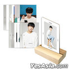 Shi Hyun HOW ARE YOU Photo Card Calendar
