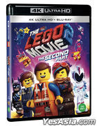 The Lego Movie 2: The Second Part (4K Ultra HD + Blu-ray) (2-Disc) (Limited Edition) (Korea Version)