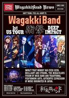 WagakkiBand 1st US Tour Shougeki DEEP IMPACT [BLU-RAY] (Japan Version)