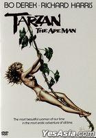 Tarzan, The Ape Man (1981) (DVD) (美國版)