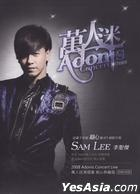 Sam Lee Adonis Concert 2008 (DVD + 2CD)