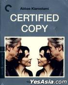 Certified Copy (2010) (Blu-ray) (The Criterion Collection) (US Version)