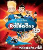 Meet The Robinsons (2007) (Blu-ray) (Hong Kong Version)