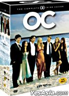The O.C. The Complete Third Season (Korean Version)