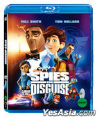 Spies in Disguise (Blu-ray) (Slip Case Limited Edition) (Korea Version)
