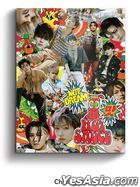 NCT DREAM Vol. 1 - Hot Sauce (Photo Book Version) (Chilling Version) + Poster in Tube (Chilling Version)