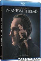 Phantom Thread (2017) (Blu-ray) (Hong Kong Version)
